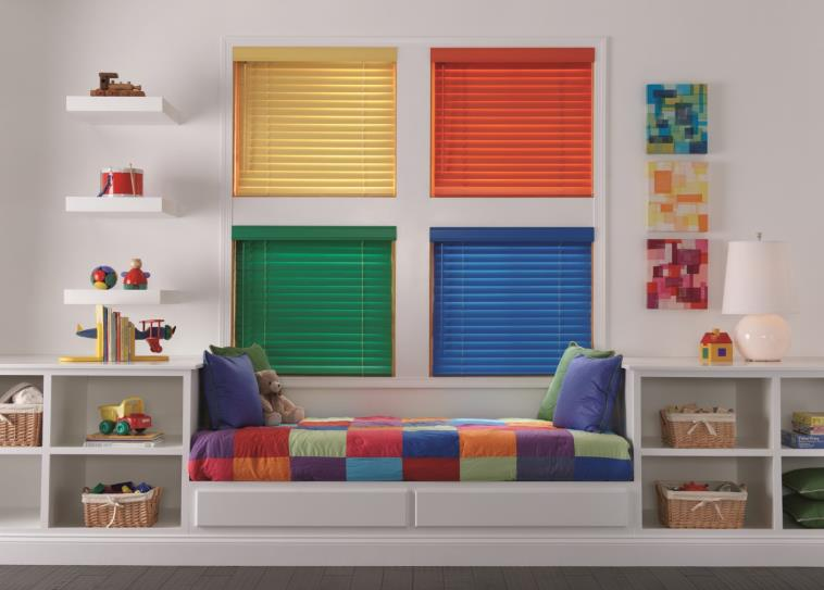 Elige tus estores y cortinas infantiles 2018 hoy lowcost for Amazon persianas venecianas