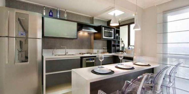 cocina minimalista pequea - Cocina Minimalista