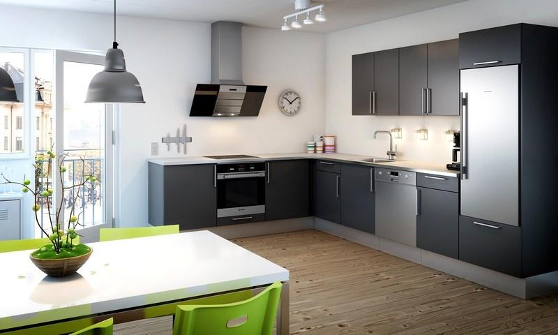 Cocinas minimalistas 2018 te ayudamos a elegir hoylowcost for Imagenes de cocinas minimalistas