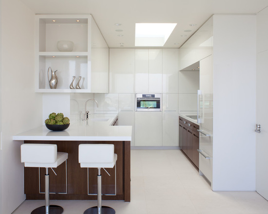 Cocinas minimalistas 2018 te ayudamos a elegir hoylowcost for Decoracion de casas pequenas minimalistas