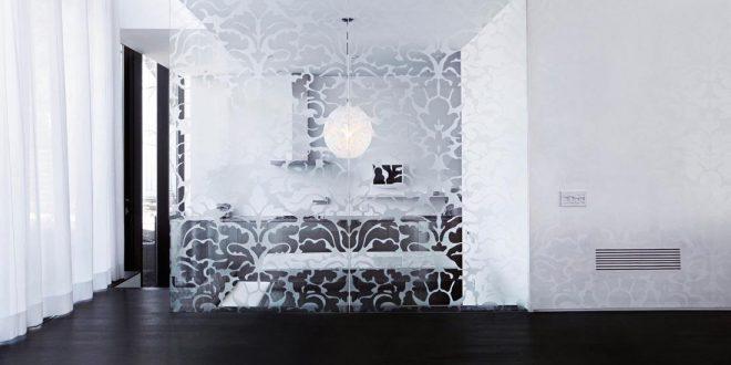 Elige paredes de cristal en casa. Gana claridad y espacio