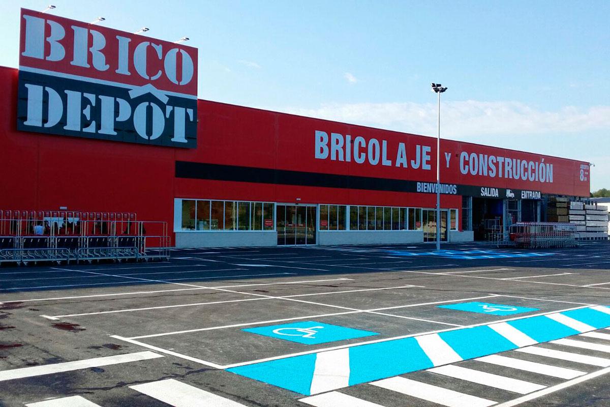Cat logo bricodepot 2018 online hoy lowcost for Piscinas bricodepot