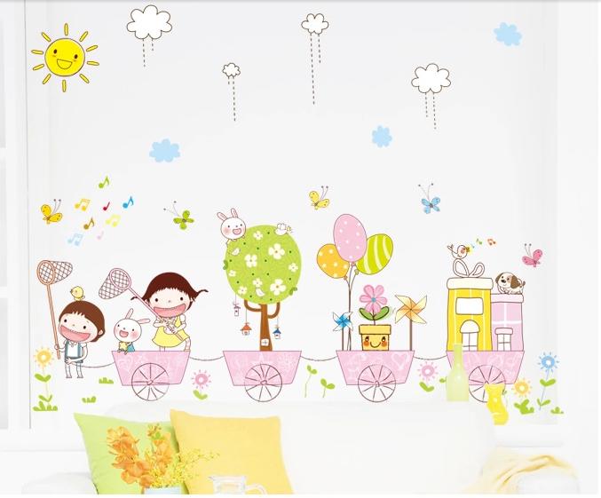 decoracion vinilo infantil