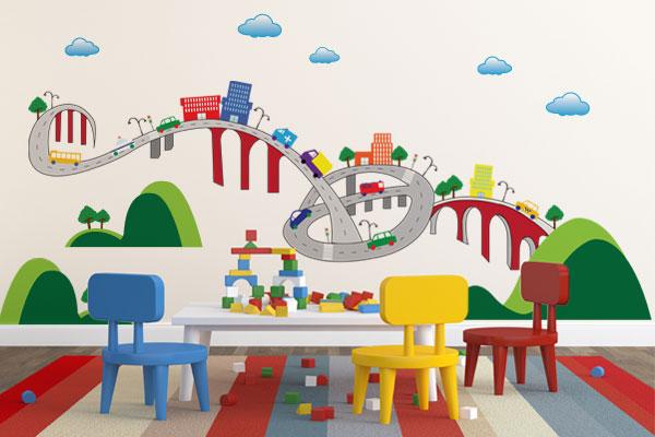 decoracion vinilos infantiles