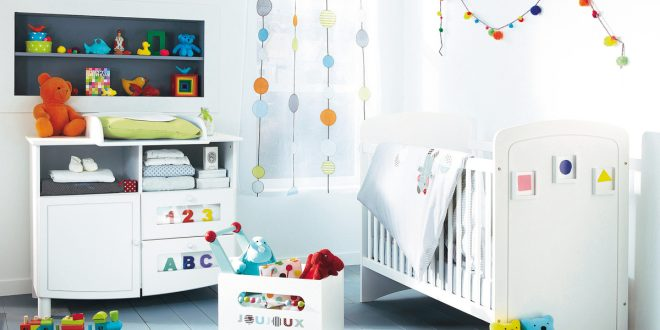 Cortinas para bebés. Ideas y tendencias