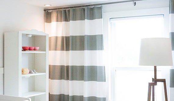cortinas rayas