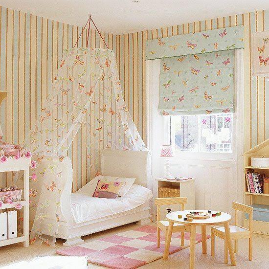 estores y cortinas para bebes