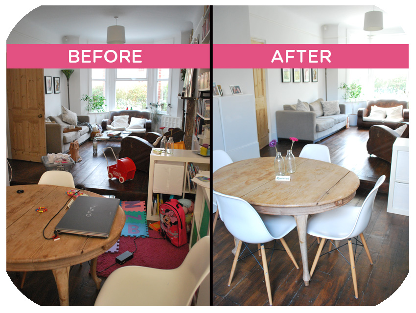 tecnicas home staging