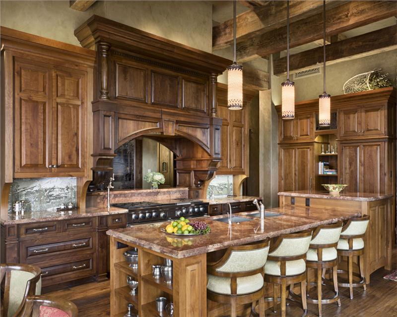 Cocinas rústicas. Ideas que no deben faltar en tu decoración | Hoy ...