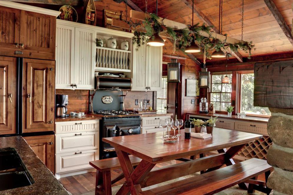 Cocinas rsticas Ideas que no deben faltar en tu decoracin Hoy