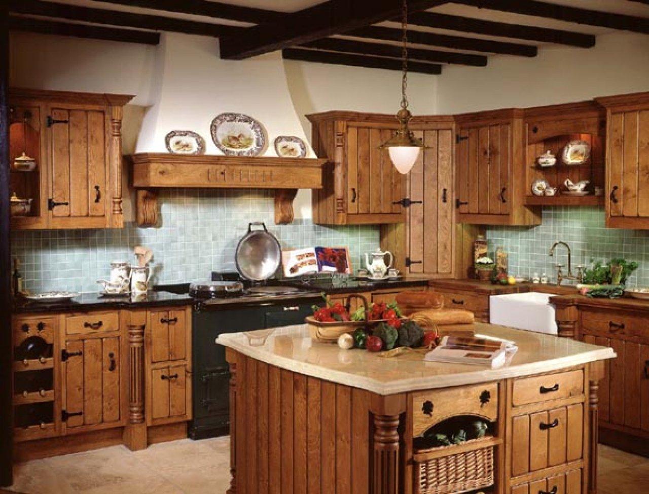 Beaufiful Cocina Rustica Barata Images Gallery # Ideas Para Crear Un ...