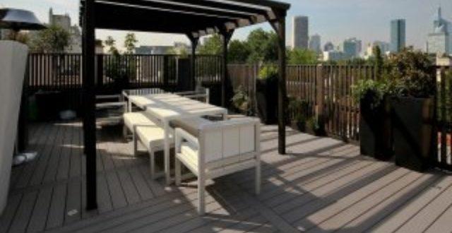 Comedor en terraza hoy lowcost - Comedor de terraza ...