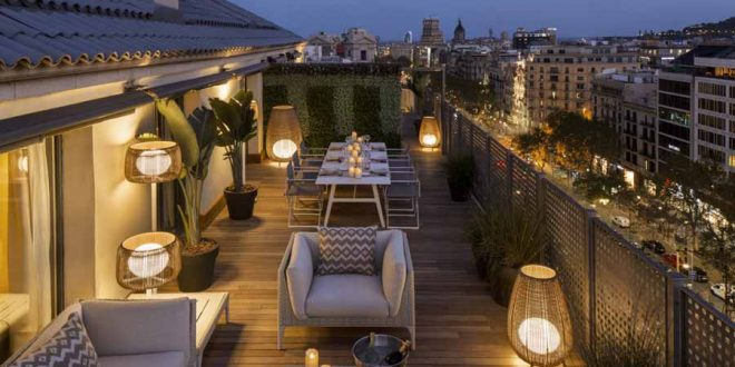 Decoracion Aticos Terraza. Amazing Decoracin De Azoteas With ...