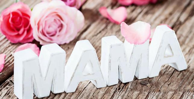 Regala decoración en el día de la madre. Grandes ideas
