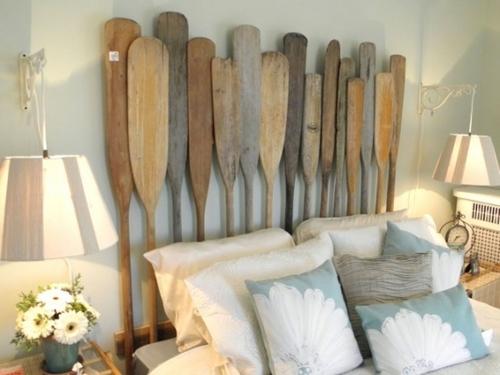 cabeceros de madera originales
