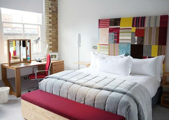 Cabeceros originales para dormitorios personalizados hoy for Cabeceros juveniles ikea