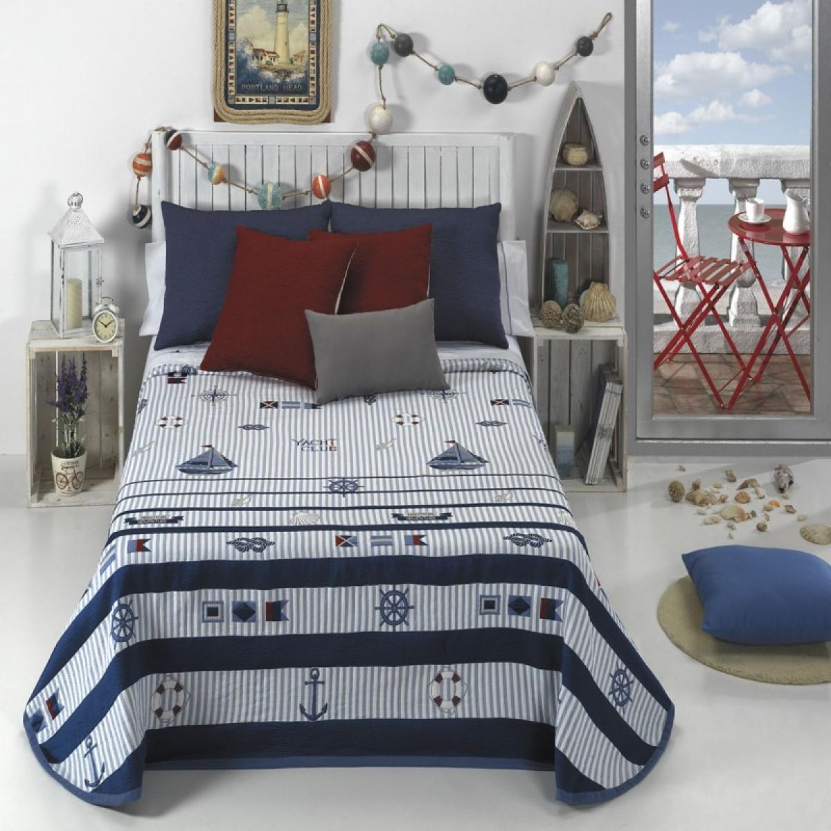 colcha para cama original