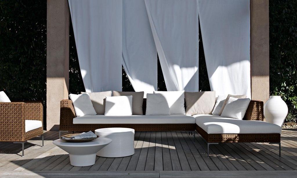 Cortinas terrazas decoracion