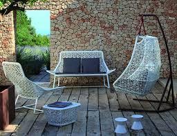 muebles forja exterior