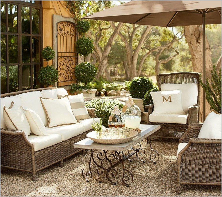 Muebles de terraza modernos estilos y tendencias 2018 for Muebles terraza