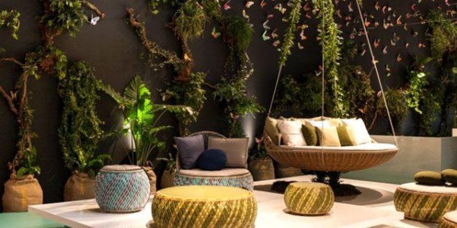 Muebles de terraza modernos estilos y tendencias 2018 for Sillones de plastico para terrazas