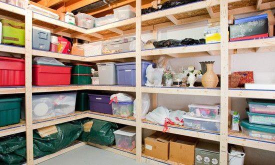 Organizar un trastero cuando no hay espacio en casa - Ideas para trasteros pequenos ...