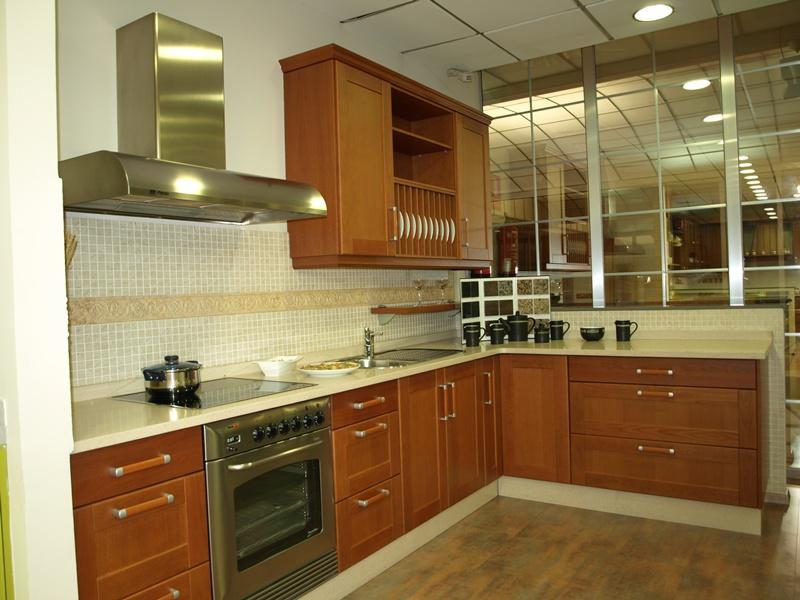 Cocina barata tienda muebles de cocina madrid with cocina for Cocinas baratas sevilla