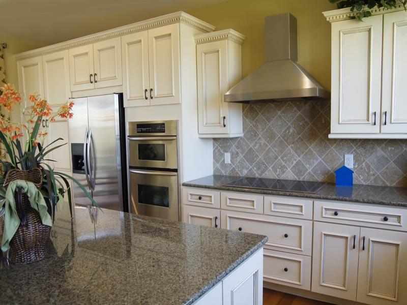 cocinas blancas modernas