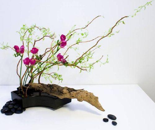 ikebana arte floral japones 2017