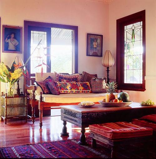 estilo indiano