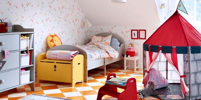 13 Ideas en decoración dormitorios infantiles