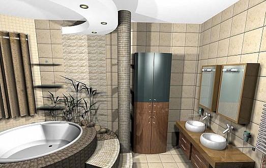 Baños modernos originales. No te los pierdas.