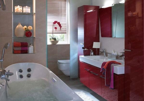 diseño original baños modernos