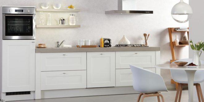 Cocinas modernas pequeñas. Diseños y estilos