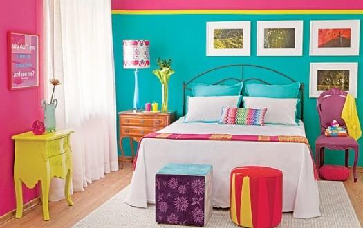 Como decorar mi cuarto. 1001 Ideas creativas