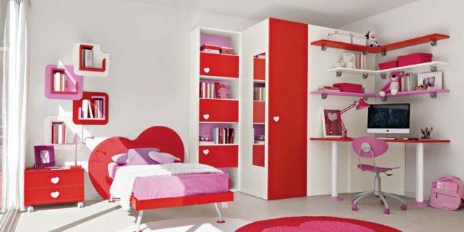 Como decorar el cuarto de una niña. 1001 ideas