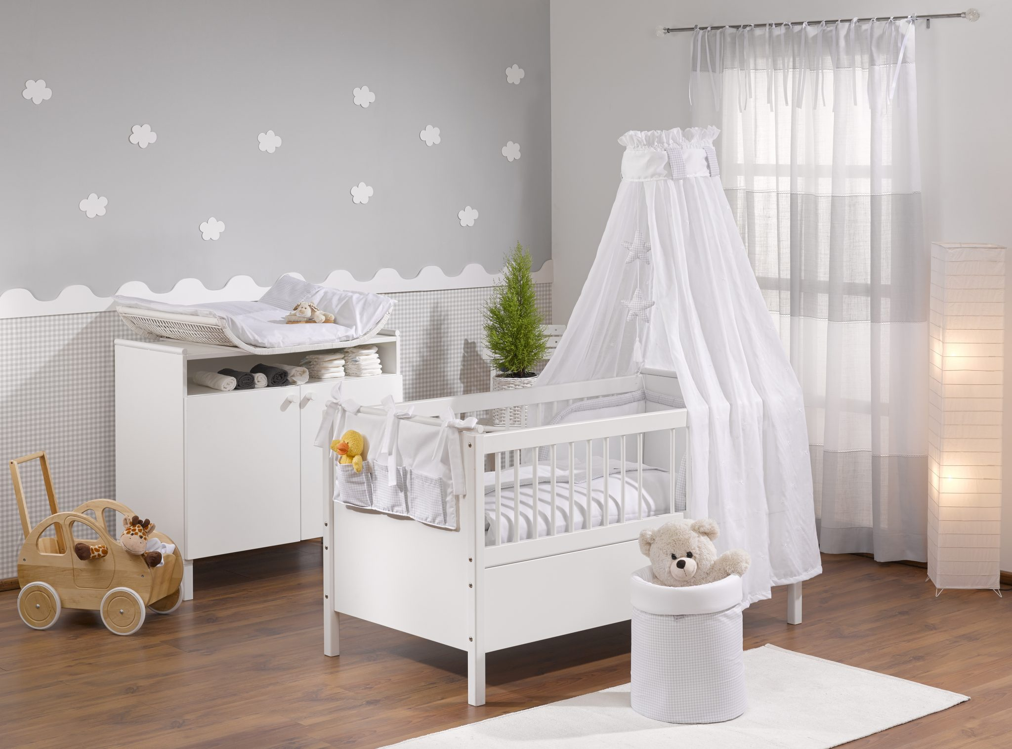 cortinas habitaciones para bebes - copia  Hoy LowCost