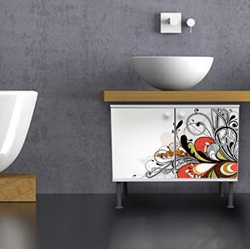 ideas de lavabos y armarios de baño 7 IDEAS PARA DECORAR CUARTOS DE BAO MODERNOS Hoy LowCost