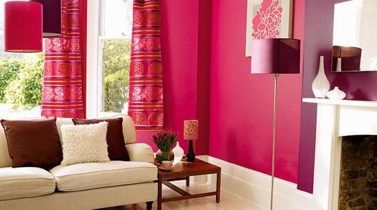 Colores para salones. Tendencias y consejos