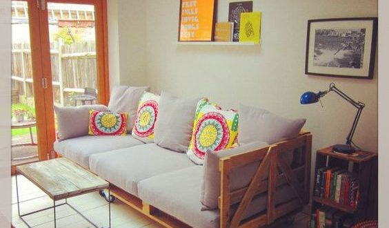 salas de estar palets
