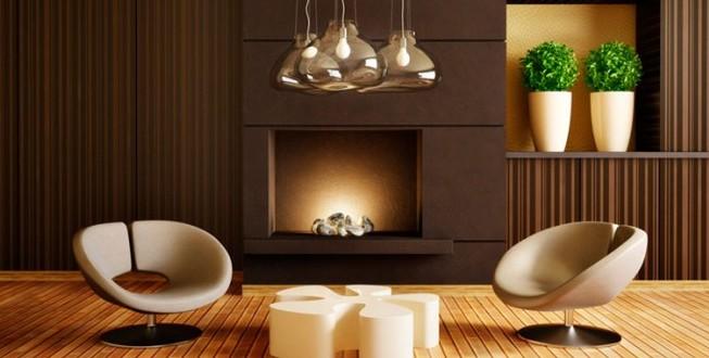 Tipos de lámparas en decoración. Cómo elegir la correcta