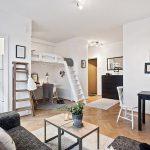 diseño de interiores doble altura