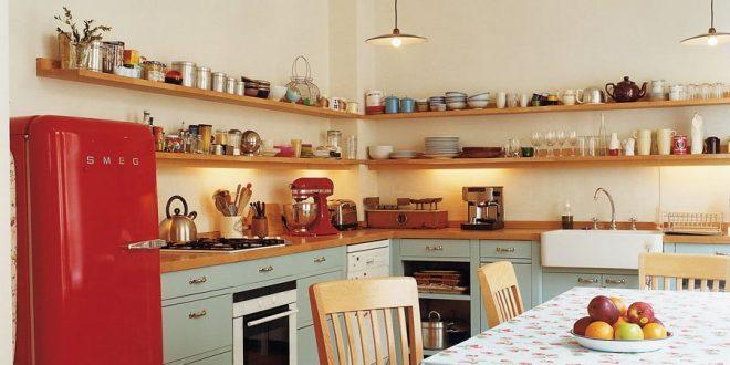 Organizar la cocina. 6 ideas de los chef en tu hogar