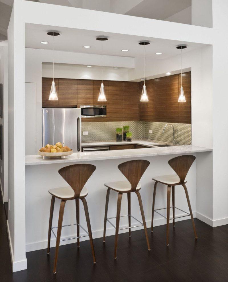 La Cocina Americana Tendencia Y Soluci N # Muebles Pequenos Para Cocina