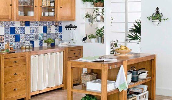 Muebles auxiliares de cocina. Un imprescindible en el hogar