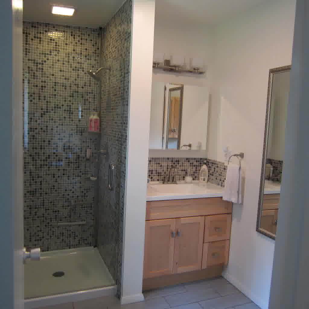 cuartos de baño pequeños con ducha   Hoy LowCost