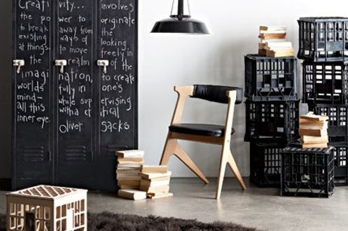 Muebles auxiliares vintage para los mejores ambientes