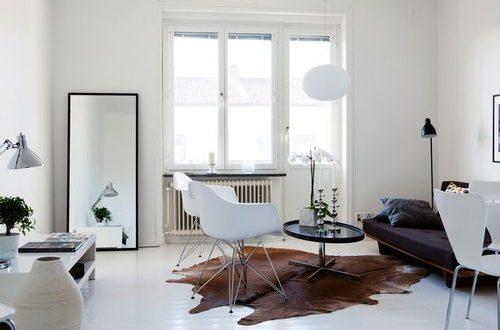 Sillas de salón modernas. Diseño sin renunciar a la comodidad